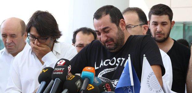 Göğebakan'ın kardeşi gözyaşlarına boğuldu - VİDEO
