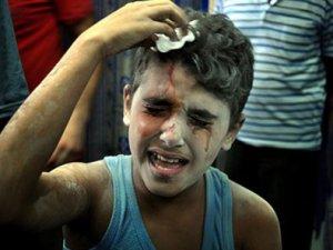 Gazze kan ağlıyor, ölü sayısı artıyor