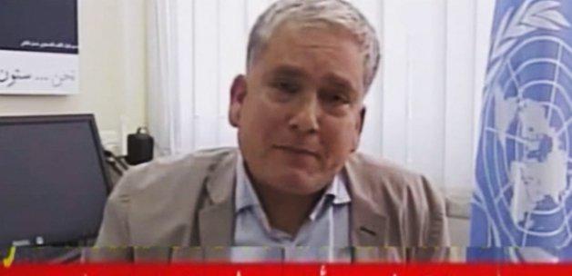 Gazze'yi gören sözcü hıçkıra hıçkıra ağladı - VİDEO