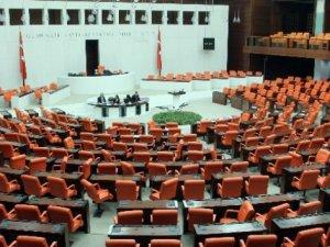 Meclis'te büyük şok!