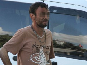 Annesine bıçak çekip 1 lira istedi tutuklandı