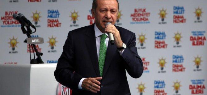 Erdoğan'dan İhsanoğlu'na sert eleştiri: