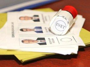 Yurt dışında oy verme işlemi sürüyor