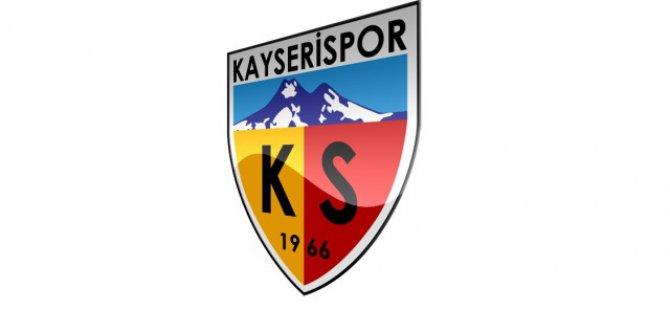 KAYSERİSPOR'U ÜZEN SAKATLIK