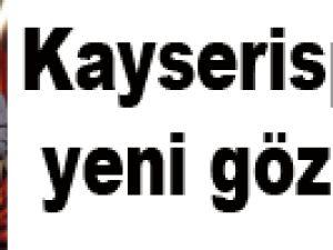 Kayserispor'un yeni gözdeleri