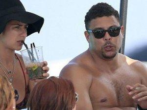 Ronaldo SONU alkol ve sigara bitirdi