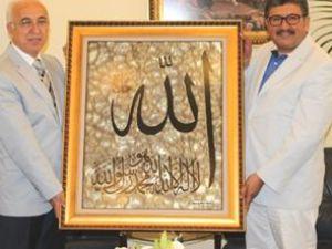 Hacı Boydak Ticaret Odası Başkanı Hiçyılmaz'ı Ziyaret Etti