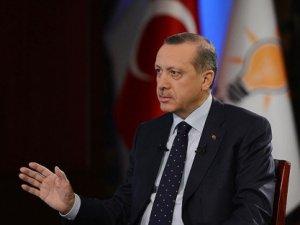 Erdoğan'dan bayrak açıklaması