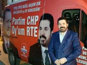 CHP'li Savcı Sayan'dan Erdoğan'a destek