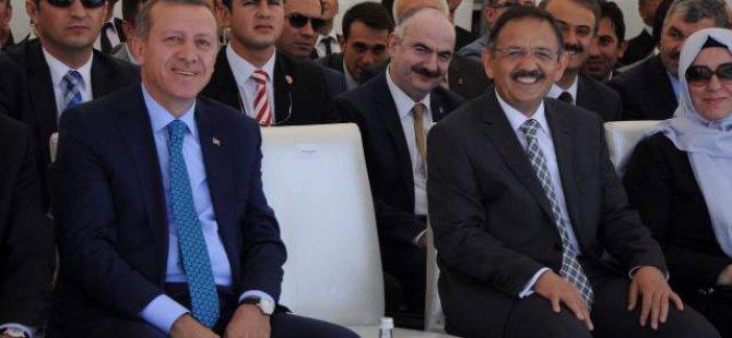 Başbakan Recep Tayyip Erdoğan Kayseri'yi çok seviyor