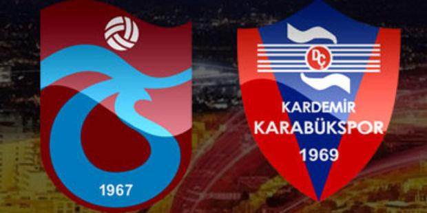 Trabzon'un ve Karabükspor'un Rakipleri Belli Oldu