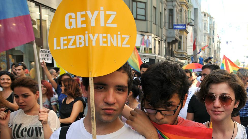 LGBT: ''Oyumuz Demirtaş'a''