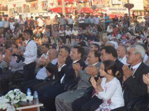 DEVELİ'DE AŞIK SEYRANİ KÜLTÜR VE SANAT FESTİVALİ BAŞLADI
