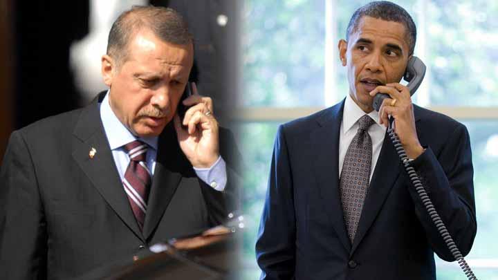 Erdoğan, Obama'yı 4 kez geri çevirdi