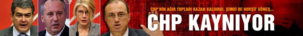 CHP'nin nur topu gibi bir krizi daha oldu
