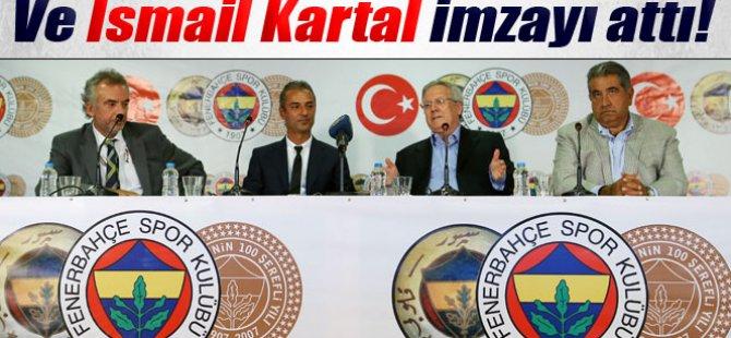 Kartal Fenerbahçe'ye imza attı