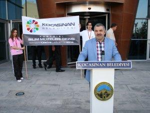 KOCASİNAN'DAKİ BAŞARILI ÖĞRENCİLER AVRUPA'YA UÇTU