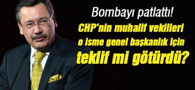 CHP uzmanı diyen Melih Gökçek'ten bomba iddia!