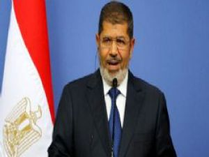 Darbe Sonrası Mursi'den Açıklama