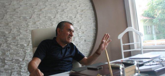 NECMETTİN APAYDIN: ''MHP VE CHP'NİN İKTİDAR OLMA NİYETİ YOK'