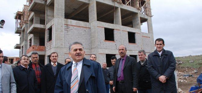 Başkan Büyükkılıç Ankara'da