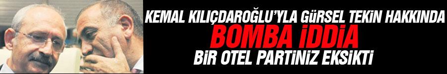 OTEL PARTİSİ