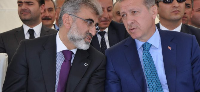Enerji Ve Tabi Kaynaklar Bakanı Taner Yıldız Başbakan Oluyor
