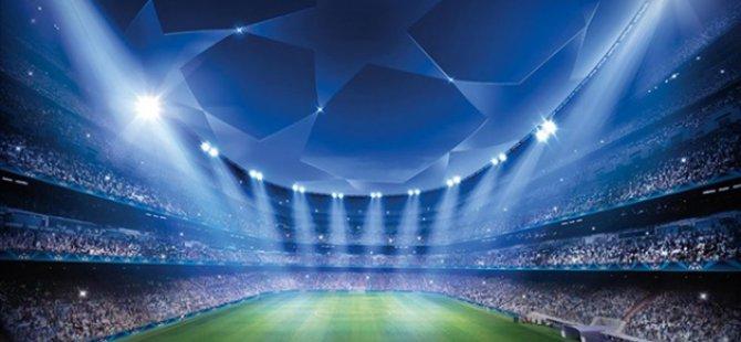 Şampiyonlar Ligi play-off toplu sonuçları