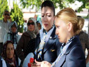 LOSEMİ TEDAVİSİ'NDE HAYATINI KAYBEDEN GÜLENAY SON YOLCULUĞUNA UĞURLANIYOR
