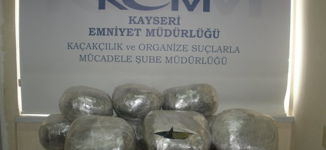 KAYSERİ'DE ESRAR