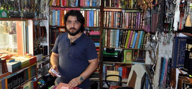 Kayseri'de, 14 tane imamın sesinden dinlenebilen Kur'an-ı Kerimler