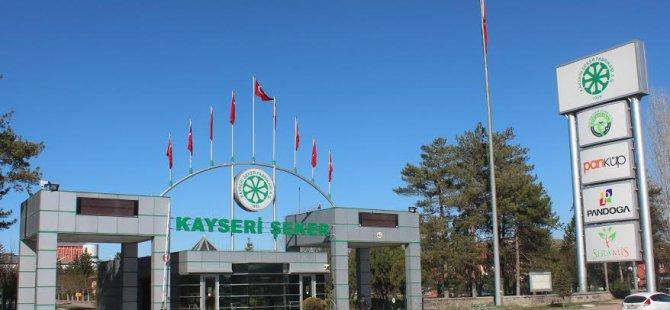KAYSERİ ŞEKER'DE PANCARI DÖNEMİNDE VE SÖKÜMÜNDE  RANDEVULU SİSTEM