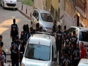 Üsküdar'da 600 polisle asayiş uygulaması
