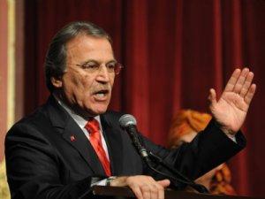 Şahin:CHP kasaba avukatlığı anlayışı ile hareket ediyor