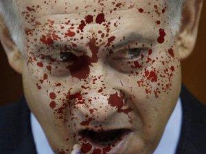 Teröristbaşı Netanyahu yine tehdit etti