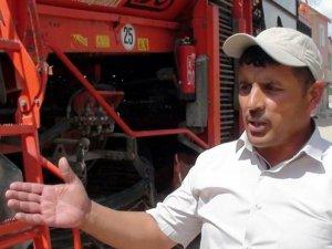 Kayseri Pancar Kooperatifi üyelerinden Boğazlıyan merkez çiftçisi