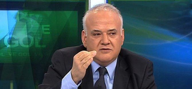 Ahmet Çakar: Su döken Gerizekalıdır