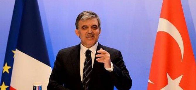 Cumhurbaşkanı Abdullah Gül un siyasete dönmesinin engellenmesi
