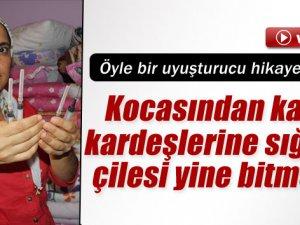 """""""KARDEŞLERİM KIZIMIN ENGELLİ PARASINA BİLE GÖZ DİKİYOR"""""""