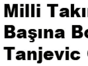Milli Takımının Başına Bogdan Tanjevic Geçti
