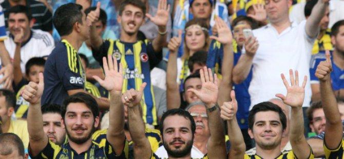 Süper Kupa Penaltılarda Fenerbahçe'nin
