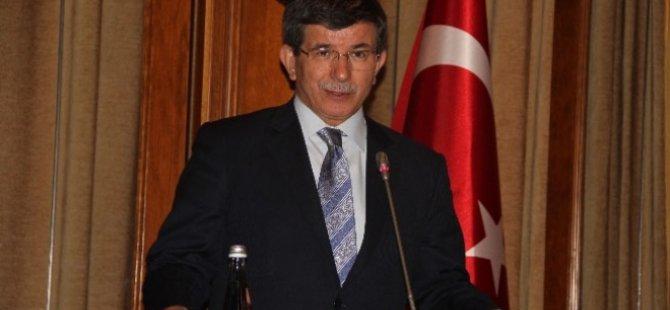 Davutoğlu'ndan kritik talimat