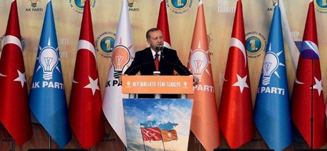 Erdoğan: Hala anırmalarını bekliyoruz