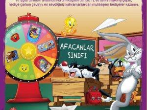 Forum Kayseri, çocukları 01-07 Eylül tarihlerinde 7 gün boyunca özel oyun alanında ağırlıyor