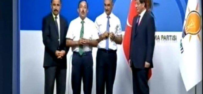 Davutoğlu, ilk açıklamayı KONTV'ye yaptı
