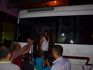 MELİKGAZİ'DE KAVGA: 2'Sİ POLİS 15 YARALI