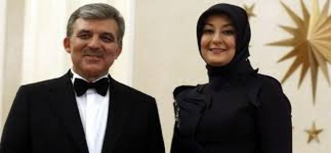 Abdullah Gül ve eşinin yeni adresi