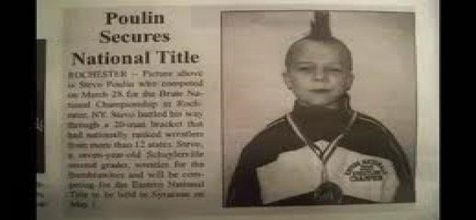 Güreş dünyası bu çocuğu konuşuyor-video