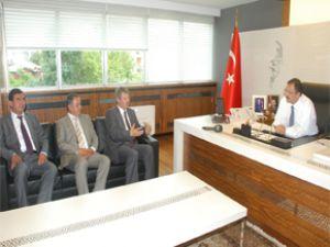 KAYSERİ ŞEKER'DEN BAŞKAN ÖZHASEKİ'YE ZİYARET