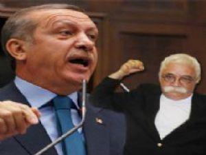 Başbakan  Levent Kırca'ya Sert Göndermeler Yaptı